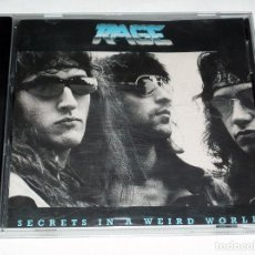 CDs de Música: CD RAGE - SECRETS IN A WEIRD WORLD. Lote 206863183