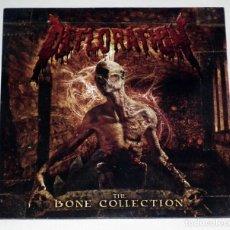 CDs de Música: DEFLORATION - THE BONE COLLECTION. Lote 206868717