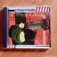 CDs de Música: CHEMLAB - EAST SIDE MILITIA. Lote 206894720