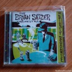 CDs de Música: BRIAN SETZER ORCHESTRA - DIRTY BOOGIE. Lote 206903632