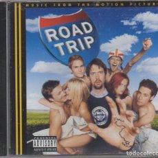 CDs de Música: ROAD TRIP - MUSIC FROM MOTION PICTURE / CD ALBUM DEL 2000 / MUY BUEN ESTADO RF-5991. Lote 206908557
