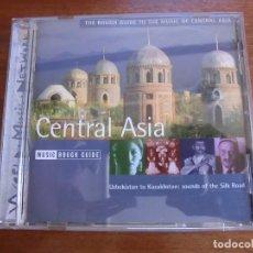 CDs de Música: THE ROUGH GUIDE TO THE MUSIC OF CENTRAL ASIA - VARIOS ARTISTAS. Lote 206922856