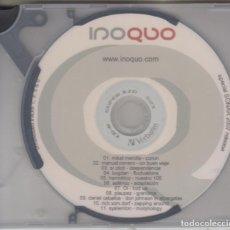 CDs de Música: INOQUO CD-R SPECIAL SONAR 2007 DANIEL CEBALLOS MIKEL MENDÍA PLAUPEZ RICH VOM DORF SYSTEMTON. Lote 206924753