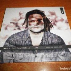 CDs de Música: ARGY FUNDAMENTALS CD ALBUM DIGIPACK PRECINTADO DEL AÑO 2011 BAJKA POSH CONTIENE 10 TEMAS. Lote 206926950