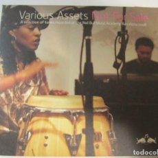 CDs de Música: DOBLE CD VARIOUS ASSETS RED BULL MUSIC ACADEMY 2008. Lote 206932666