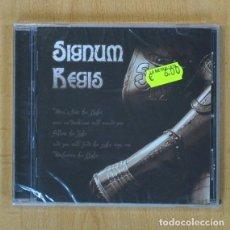 CDs de Música: SIGNUM REGIS - SIGNUM REGIS - CD. Lote 206933806