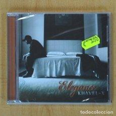 CDs de Música: KHAVEL X - LEGANCE - CD. Lote 206934008