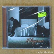CDs de Música: KHAVEL X - LEGANCE - CD. Lote 206934176