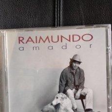 CDs de Música: RAIMUNDO AMADOR - EN LA ESQUINA DE LAS VEGAS. Lote 206985223