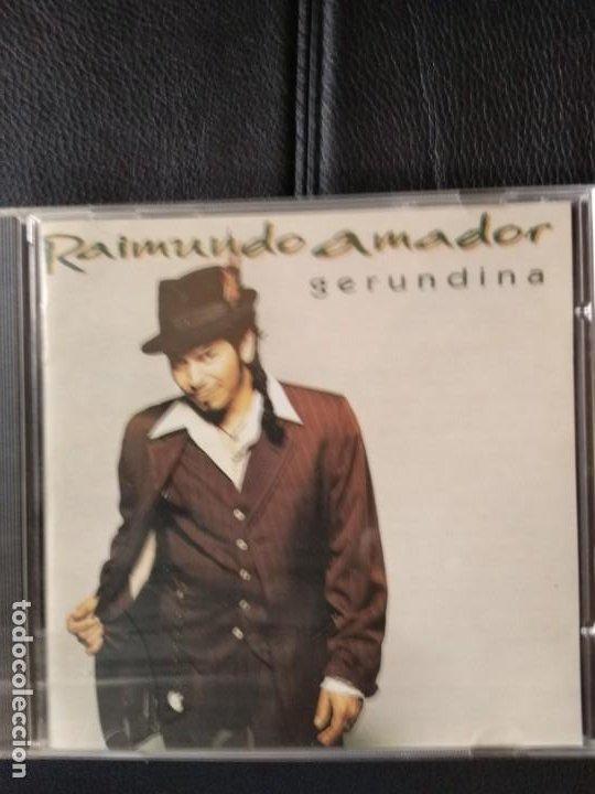 RAIMUNDO AMADOR - GERUNDINA (Música - CD's Flamenco, Canción española y Cuplé)