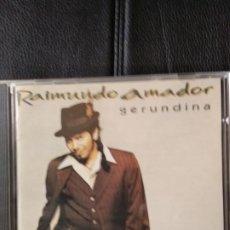 CDs de Música: RAIMUNDO AMADOR - GERUNDINA. Lote 206985381