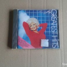 CDs de Música: DOLLY PARTON - GREATEST HITS CD. Lote 206988215