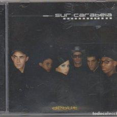 CDs de Música: SUR CARABEIA - DEBUT / CD ALBUM DEL 2001 / MUY BUEN ESTADO RF-6023. Lote 207000191