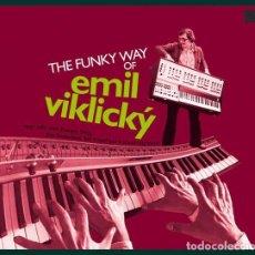 CDs de Música: EMIL VIKLICKÝ – THE FUNKY WAY OF EMIL VIKLICKÝ. Lote 227230415