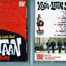 CDs de Música: JOE BATAAN WHIT LOS FULANOS KING F LATIN SOUL. Lote 207028100