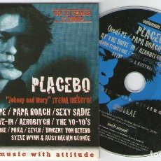 CDs de Música: ROCK SOUND, Nº32 PLACEBO - (HED) PE - PAPA ROACH - SEXY SADIE - AT THE DRIVE-IN - AEROBITCH - VÍDEO. Lote 207045426