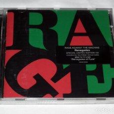 CDs de Música: CD RAGE AGAINST THE MACHINE - RENEGADES. Lote 207046860