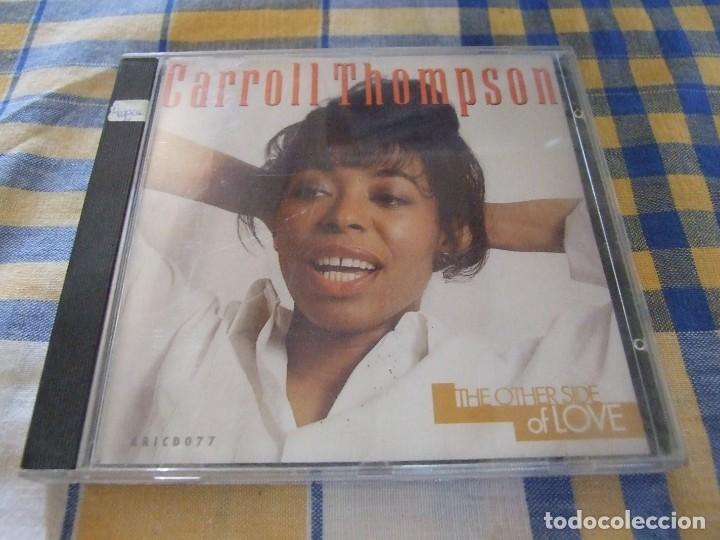 CARROLL THOMPSON THE OTHER SIDE OF LOVE - ARIWA ARICD077 (Música - CD's Reggae)