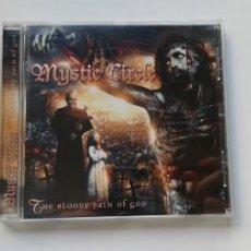 CDs de Música: 0620- MYSTIC CIRCLE THE BLOODY PATH OF GOD - CD DISCO NUEVO LIQUIDACION!. Lote 207117201
