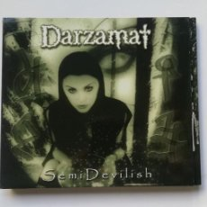 CDs de Música: 0620- DARZAMAT SEMIDEVILISH - CD DISCO NUEVO LIQUIDACION!. Lote 207117562