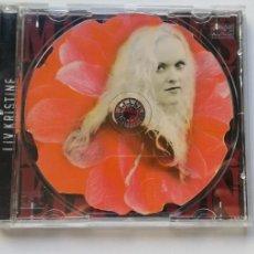 CDs de Música: 0620- LIV KRISTINE ENTER MY RELIGION - CD DISCO NUEVO LIQUIDACION!. Lote 207118243