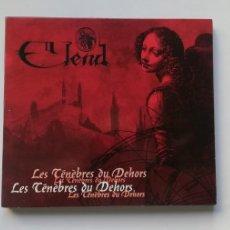 CDs de Música: 0620- ELEND LES TENEBRES DU DEHORS - CD DISCO NUEVO LIQUIDACION!. Lote 207119655
