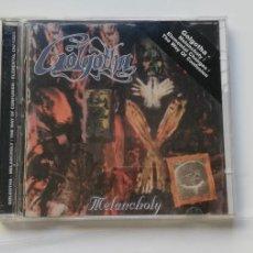 CDs de Música: 0620- GOLGOTHA MELANCHOLY THE WAY OF CONFUSION & ELEMENTAL - CD LIQUIDACION!. Lote 207121067