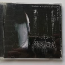 CDs de Música: 0620- MORGAIN ABANDONED IN THE FOREST OF WEARINESS- CD DISCO NUEVO LIQUIDACION!. Lote 207123283