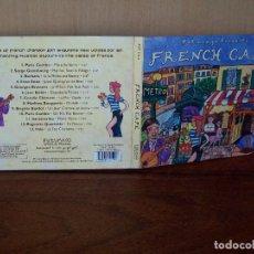 CDs de Música: FRENCH CAFE - PUTUMAYO PRESENTS - CD DIGIPACK 13 CANCIONES. Lote 207123341
