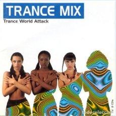 CDs de Música: 2 CD V/A - TRANCE MIX (TRANCE WORLD ATTACK) - MAX MUSIC NM977CDTV (EX/EX) PAUL VAN DYK - PRODIGY Ç. Lote 207130428