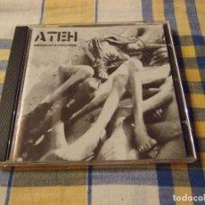 CDs de Música: ATEH , ANIQUILACION TOTAL DE LA ESPECIE HUMANA - KREMON RECORDS. Lote 207140517