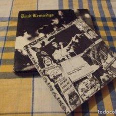 CDs de Música: DEAD KENNEDYS , FRESH FRUIT FOR ROTTING VEGETABLES 2CD - ALTERNATIVE TENTACLES CDSBRED 155. Lote 207141318