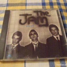 CDs de Música: THE JAM , IN THE CITY - POLYDOR 817 124-2. Lote 207142473