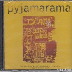 CDs de Música: CD - PYJAMARAMA - COMPILACION GRUPOS VALENCIANOS - NENA RECORDS - 1999 - INTERTERROR ..GLAMOUR. Lote 207143026