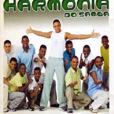 CDs de Música: CD HARMONIA DO SAMBA ‎– O RODO - ABRIL MUSIC 1107051-2 - BRAZIL PRESS (EX/EX) Ç. Lote 207143770