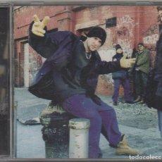 CDs de Música: SENS UNIK - TRIBULATIONS / CD ALBUM DE 1996 / MUY BUEN ESTADO RF-6022. Lote 207144281
