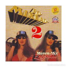 CDs de Música: CD TO' MIXEAO' 5 - MEREN-MIX ENCENDIO! - LATIN MUSIC UNLIMITED LMU 003 - US PRESS (EX/EX) Ç. Lote 207144481