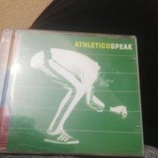 CDs de Música: ATHLETICO CD 'SPEAK'. Lote 207146516