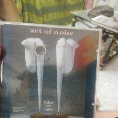 CDs de Música: ART OF NOISE CD BELOW THE WASTE. Lote 207147283
