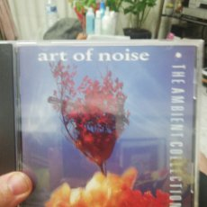 CDs de Música: ART OF NOISE / CD / THE AMBIENT COLLECTION. Lote 207149513