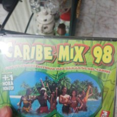 CDs de Música: CARIBE MIX 98 3 CD. Lote 207150036