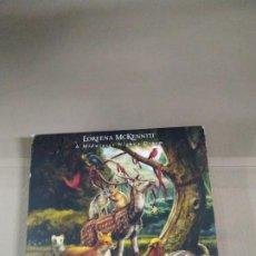 CDs de Música: LOREENA MCKENNITT - A MIDWINTER NIGHT'S DREAM. Lote 207154027