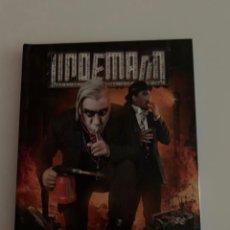 "CDs de Música: LINDEMANN ""SKILLS IN PILLS"" ED. LIMITADA. Lote 207155496"