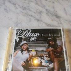 CDs de Música: CD DLUX. DESPUES DE LA MARGEN. Lote 207159451