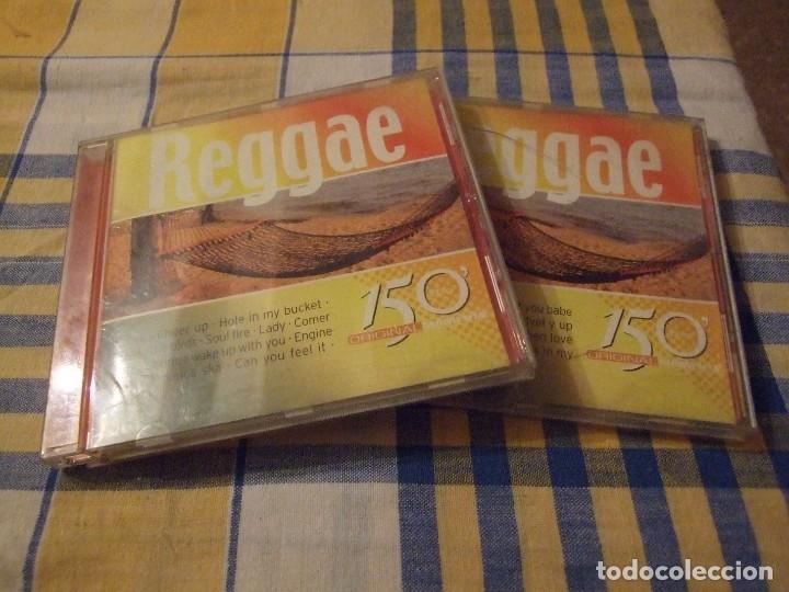 REGGAE 150 THE ORIGINAL MOMENTS VVAA - COUPE NC-5006-CD (Música - CD's Reggae)