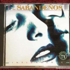 CDs de Música: LOS SABANDEÑOS (INTIMAMENTE) CD 1991. Lote 207189345