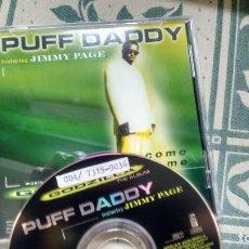 CDs de Música: CD-SINGLE ( PROMOCION) DE PUFF DADDY FEATURING JIMMY PAGE. Lote 207194923