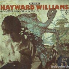 CDs de Música: HAYWARD WILLIAMS – ANOTHER SAILOR'S DREAM - OFERTA 3X2 - NUEVO Y PRECINTADO. Lote 207200156