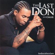 CDs de Música: DON OMAR – THE LAST DON CADENA 100. Lote 207202903