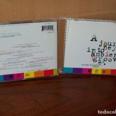 CDs de Música: A JOURNEY INTO AMBIENT GROOVE PHASE 2 - CD. Lote 207210222